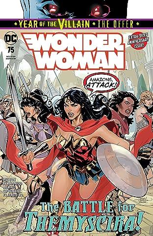 Wonder Woman (2016-) #75