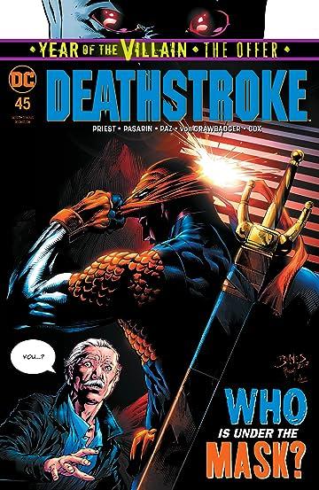 Deathstroke (2016-) #45