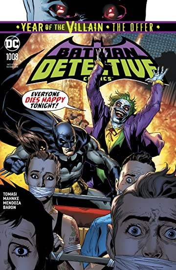 Detective Comics (2016-) #1008