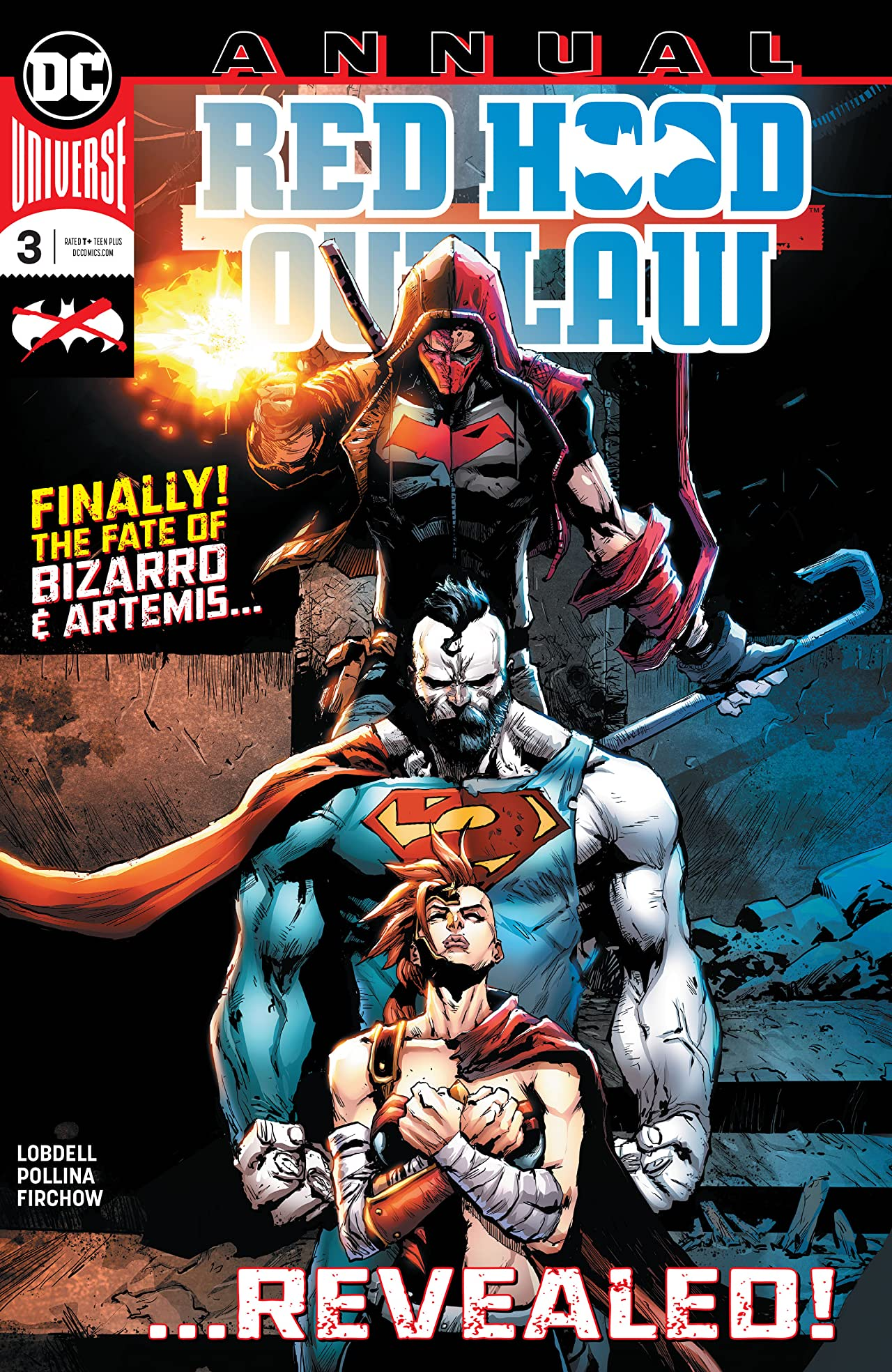 Red Hood and the Outlaws (2016-) Annual No.3