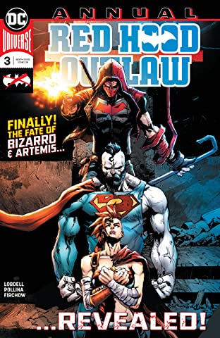 Red Hood: Outlaw (2016-) Annual #3