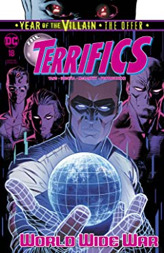 The Terrifics (2018-) #18