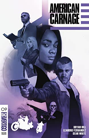 American Carnage (2018-2019) #9
