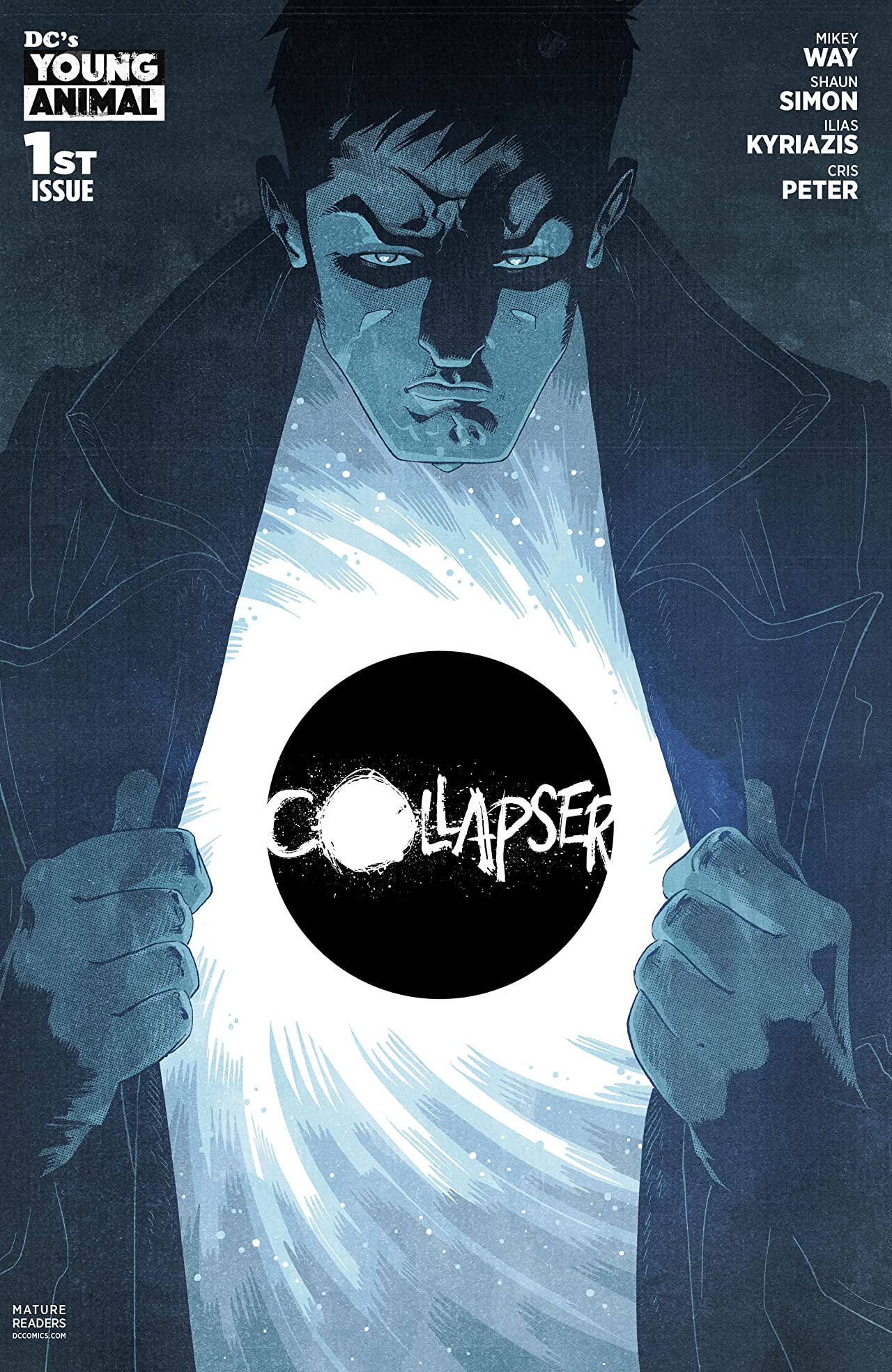 Collapser (2019) No.1