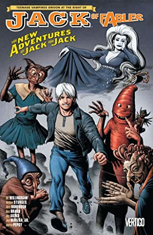Jack of Fables Tome 7: The New Adventures of Jack and Jack
