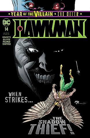 Hawkman (2018-) No.14