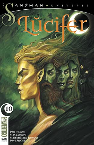Lucifer (2018-) No.10