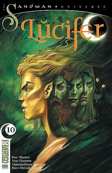 Lucifer (2018-) #10