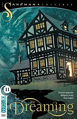 The Dreaming (2018-) #11