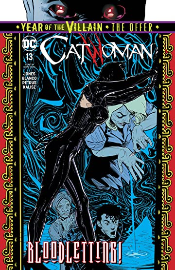 Catwoman (2018-) No.13