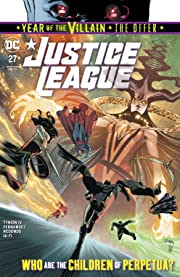 Justice League (2018-) #27