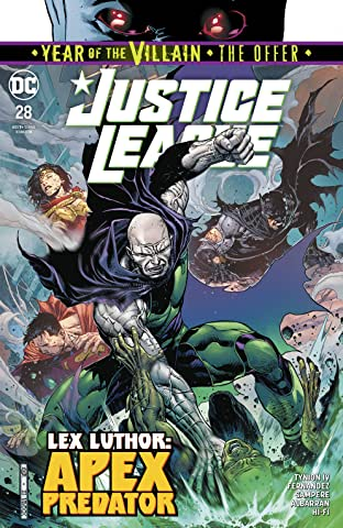 Justice League (2018-) No.28