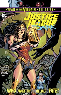 Justice League Dark (2018-) No.13