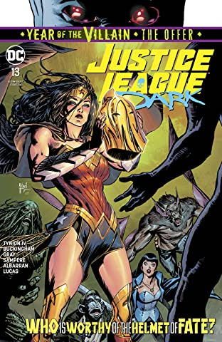 Justice League Dark (2018-) No.13