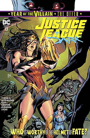 Justice League Dark (2018-) #13