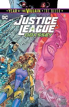 Justice League Odyssey (2018-) #11