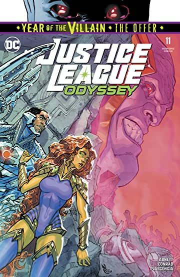 Justice League Odyssey (2018-) No.11
