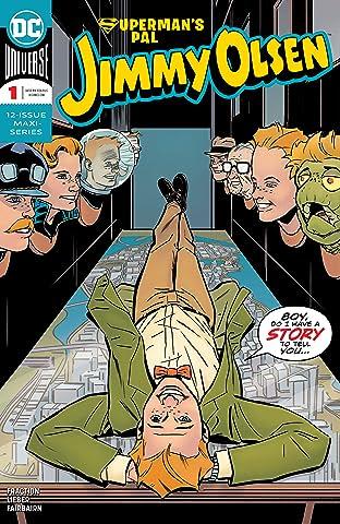 Jimmy Olsen (2019-) #1