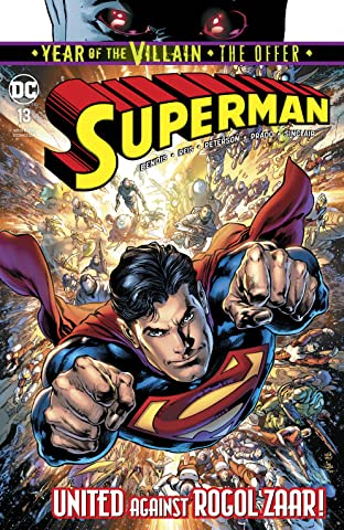 Superman (2018-) No.13