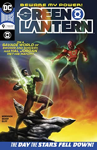 The Green Lantern (2018-) No.9
