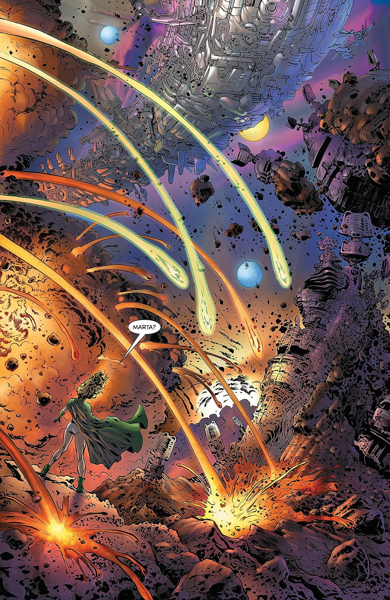 The Green Lantern (2018-) #9