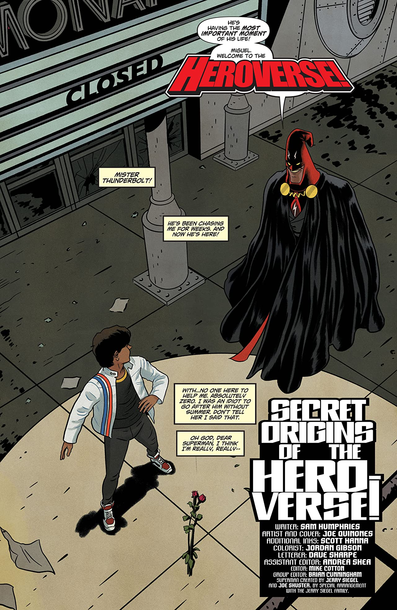 Dial H for Hero (2019-) #5