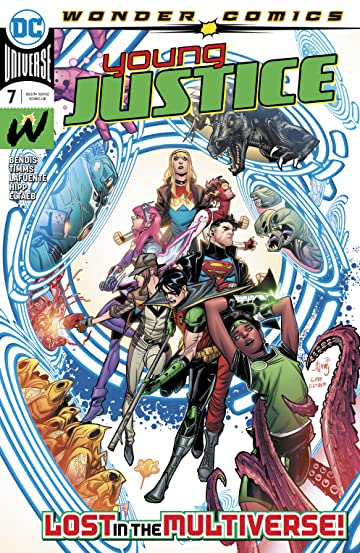Young Justice (2019-) #7