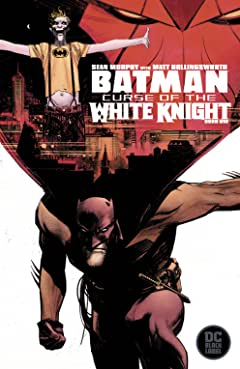Batman: Curse of the White Knight (2019-) No.1