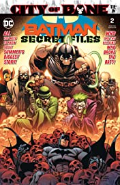 Batman Secret Files (2019) No.2