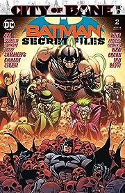 Batman Secret Files (2019) #2