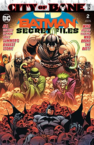 Batman Secret Files (2019) #2