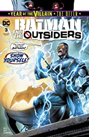 Batman and the Outsiders (2019-) No.3