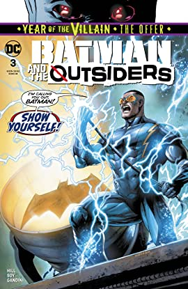 Batman and the Outsiders (2019-) #3
