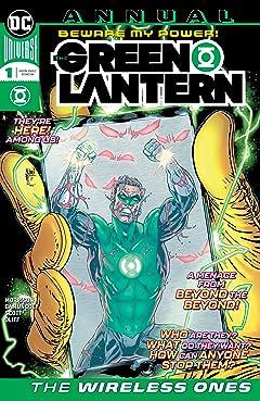 The Green Lantern (2018-) Annual #1