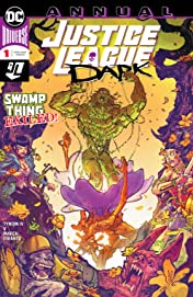Justice League Dark (2018-) Annual #1