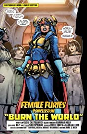 Female Furies (2019-) #6