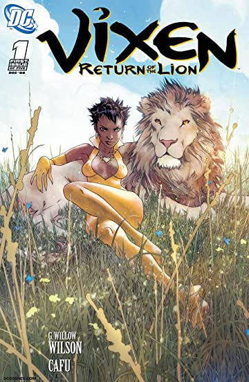 Vixen: Return of the Lion #1 (of 5)
