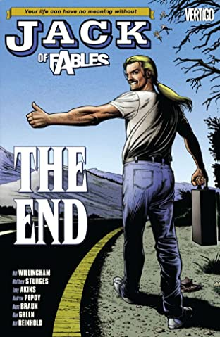 Jack of Fables Tome 9: The End