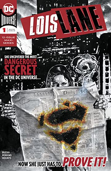Lois Lane (2019-) No.1