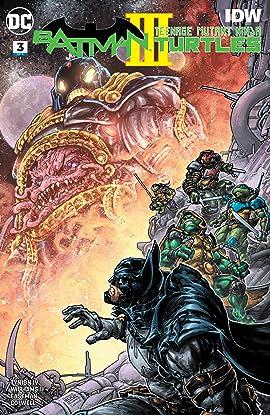 Batman/Teenage Mutant Ninja Turtles III (2019) #3
