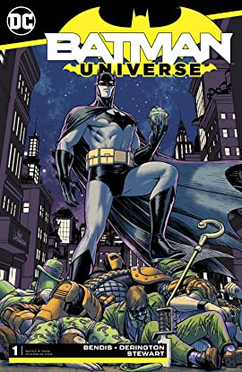 Batman: Universe (2019) #1