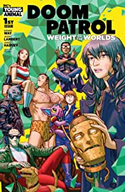 Doom Patrol: Weight of the Worlds (2019-) #1