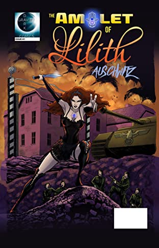 The Amulet of Lilith No.1