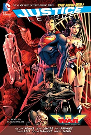 Justice League (2011-): Trinity War