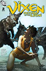 Vixen: Return of the Lion #2