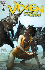 Vixen: Return of the Lion #2