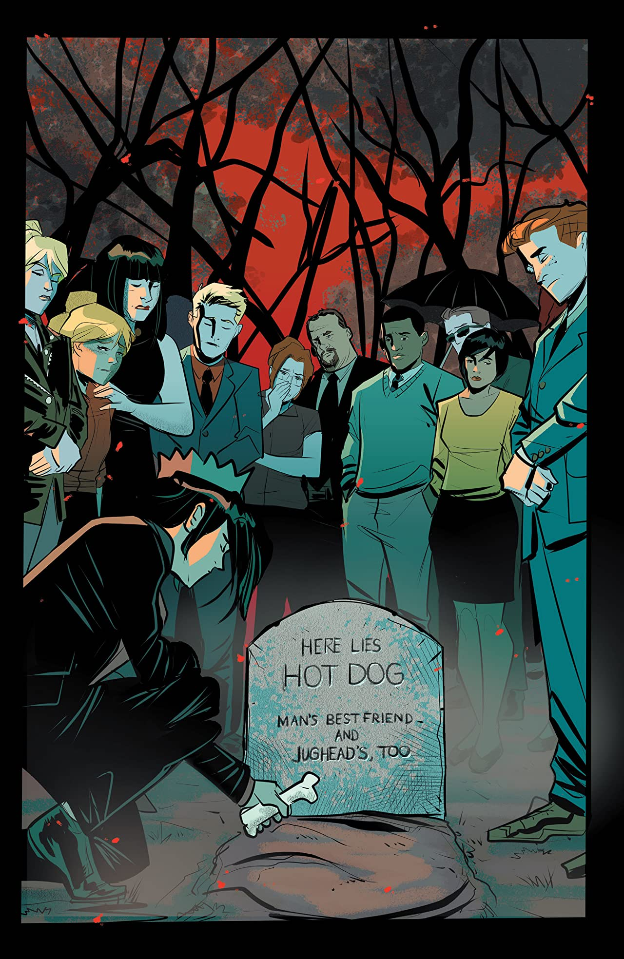Jughead: The Hunger Vol. 3