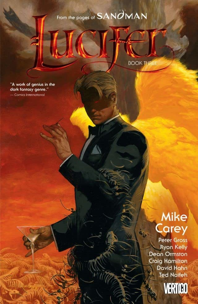 Lucifer: Book Three