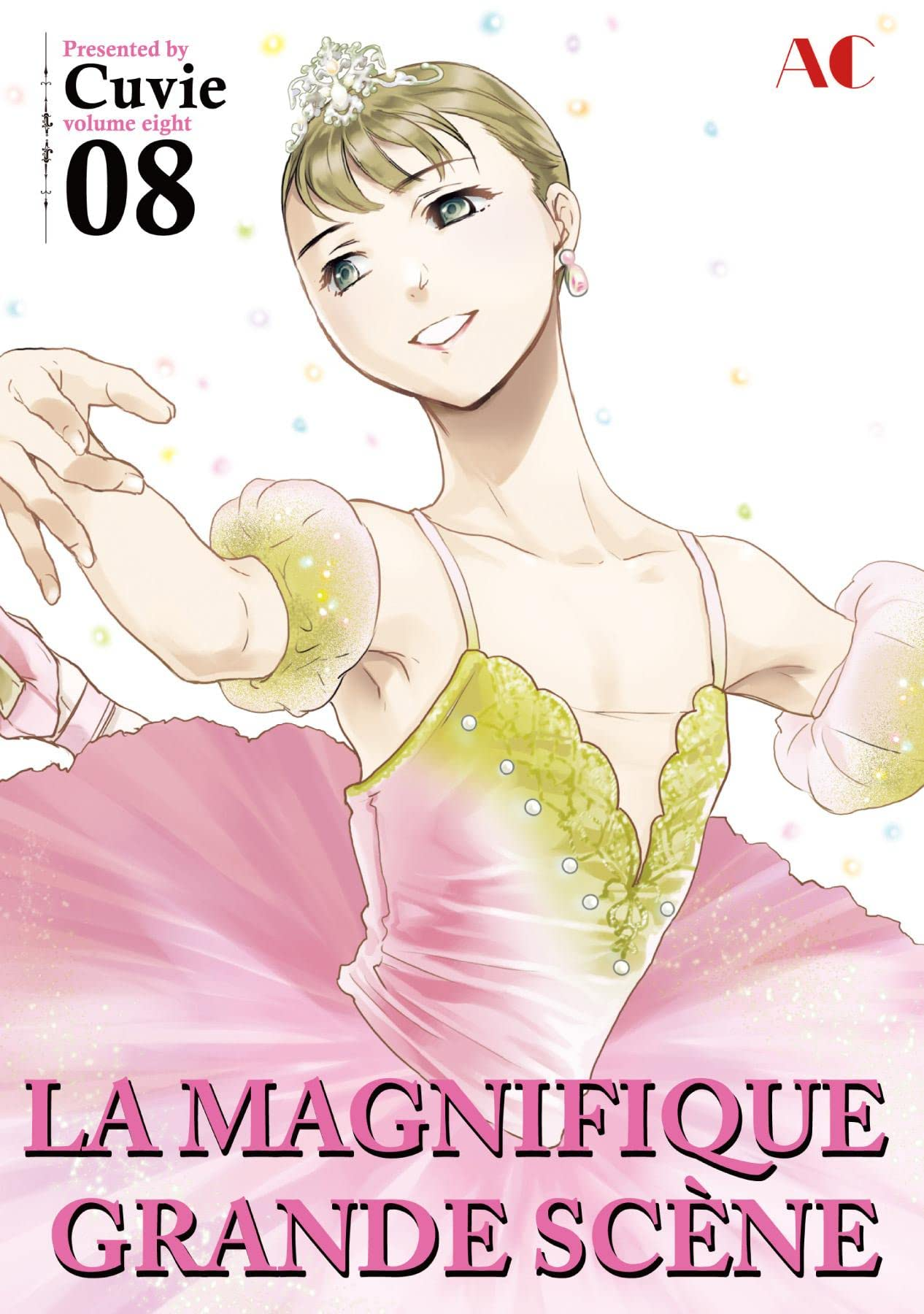 The Magnificent Grand Scene Tome 8