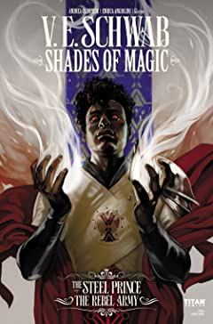 Shades of Magic: The Steel Prince No.3.1: The Rebel Army
